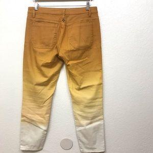 Prana Jeans - prAna Jett Capri Crop Jeans 8/29 Dip Dye Ombre